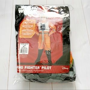 Disney Star Wars X-Wing Fighter Pilot Costume